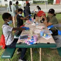 St. Stephen's, Millburn's 2020 Drumming Camp
