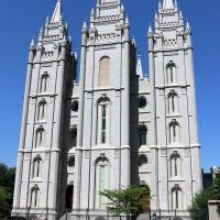 Salt Lake Temple. NINA NICHOLSON PHOTO