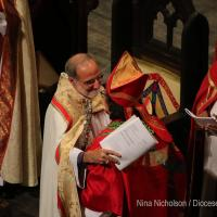 Saturday, September 22: The Consecration