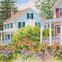 Oldwick Porches by Connie Halliwell