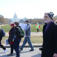 WASHINGTON: Bishop Mark Beckwith. NINA NICHOLSON PHOTO