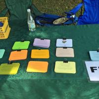 "Blessing cards at the ""Blessings to Go"" booth. PHOTO COURTESY ATONEMENT, TENAFLY"