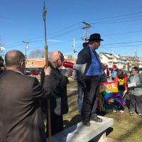 Clifton community shows support for immigrants, refugees and Muslims with prayerful march
