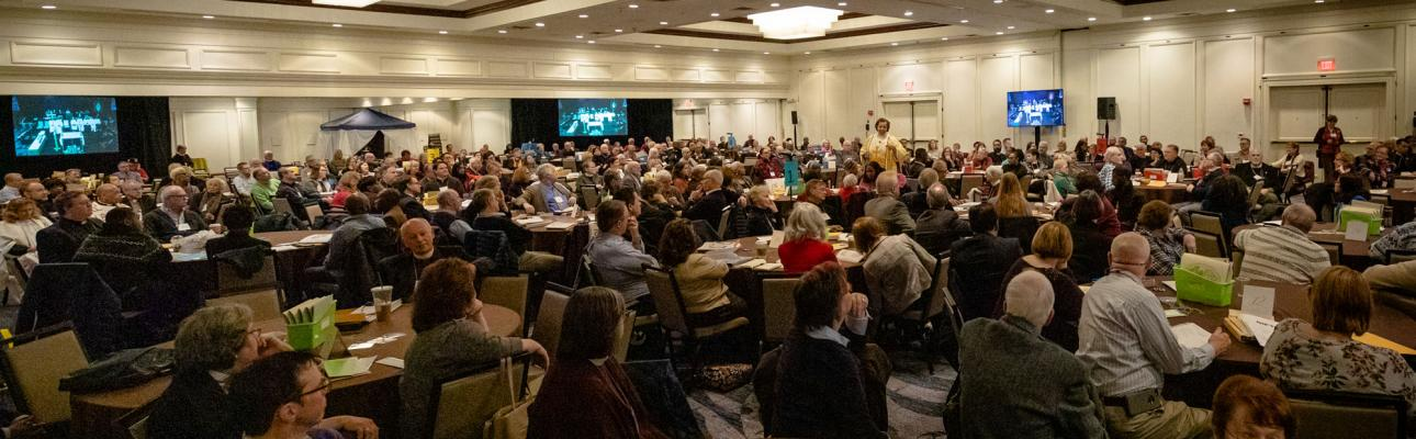 The 145th Annual Diocesan Convention, February 2019. CYNTHIA L. BLACK PHOTO
