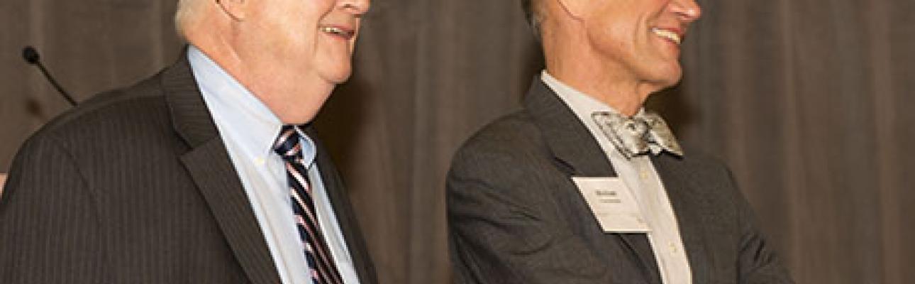 Bill Lorentz & Michael Francaviglia