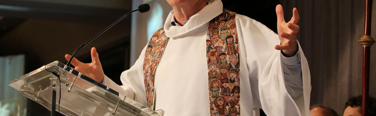 The Rev. Alan Roxburgh