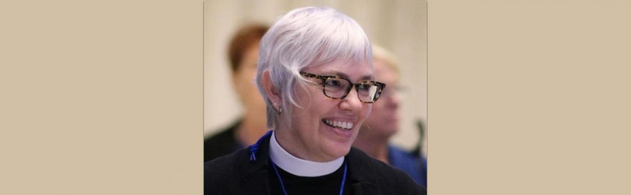 The Rev. Canon Anne E. Kitch