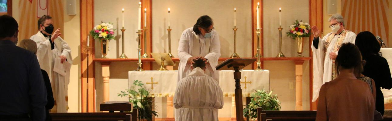 Ordination of the Rev. Deacon Raul Ausa to the Priesthood
