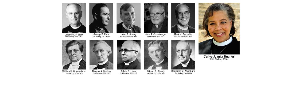 Bishops of Newark