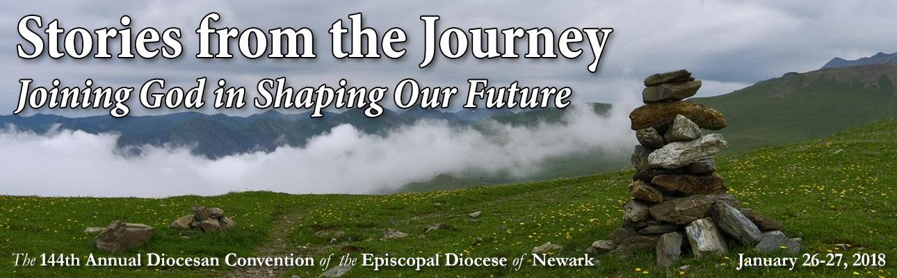 Stories from the Journey - Joining God in Shaping Our Future
