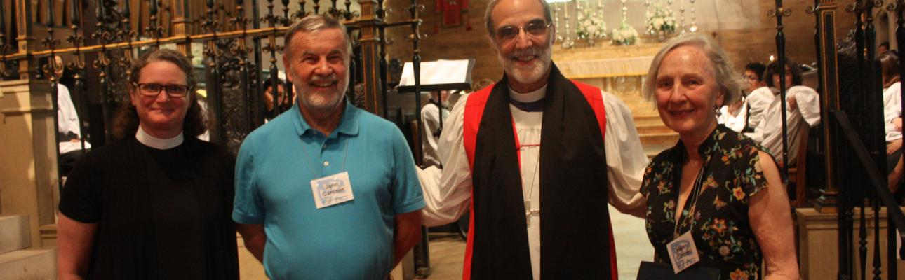 Copyright the Episcopal Diocese of Newark