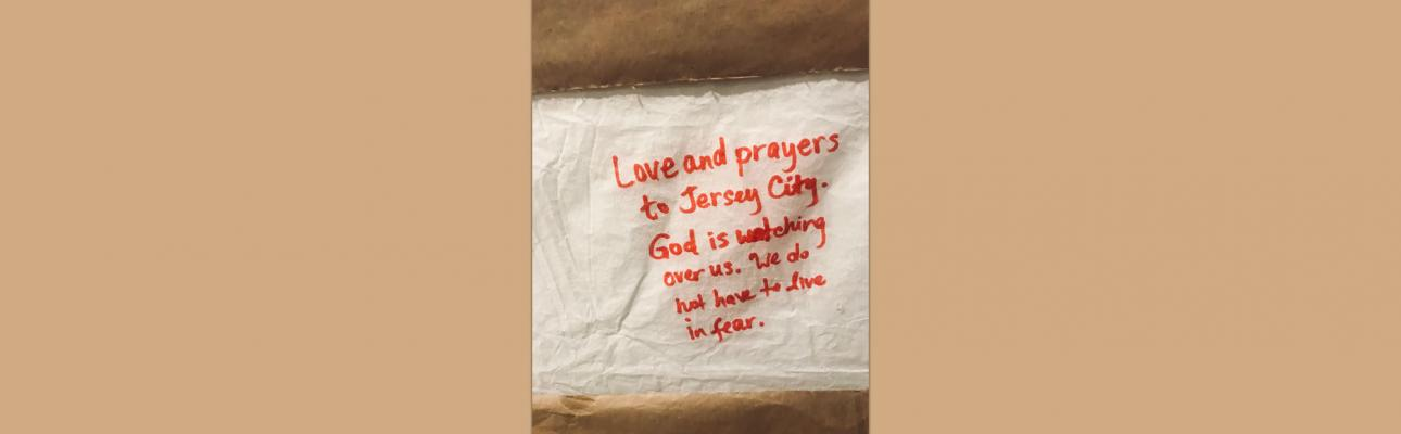 Reflection on the Jersey City shooting