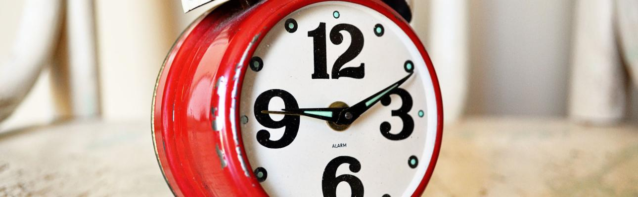 """Just in Time"" Stewardship Workshop"