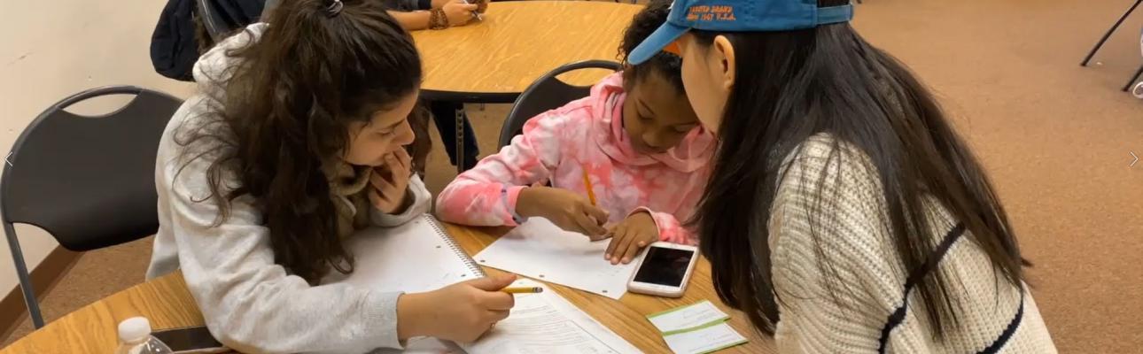 Mission Minutes 2020: Math Adventures & Word Play Academic Enrichment Program