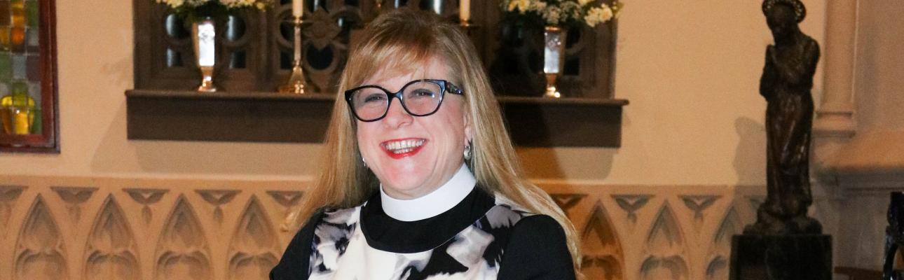 The Very Rev. Margaret A. Peckham Clark