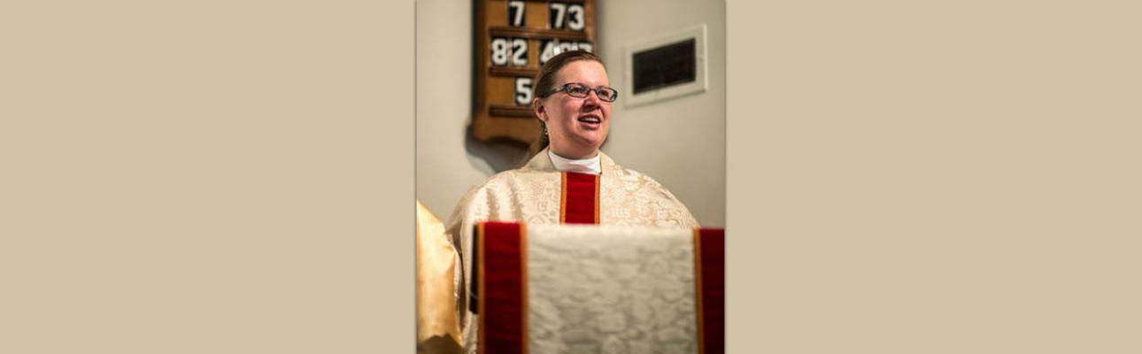 The Rev. Dr. Raewynne J. Whiteley