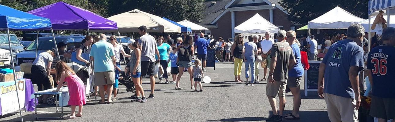 Going Local leads to local farmers market