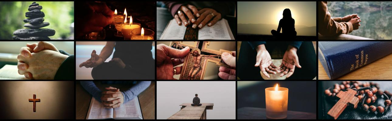 Different forms of prayer