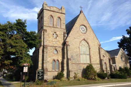 Christ Church, Newton