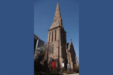 House of Prayer, Newark