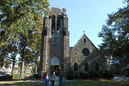St. James, Upper Montclair