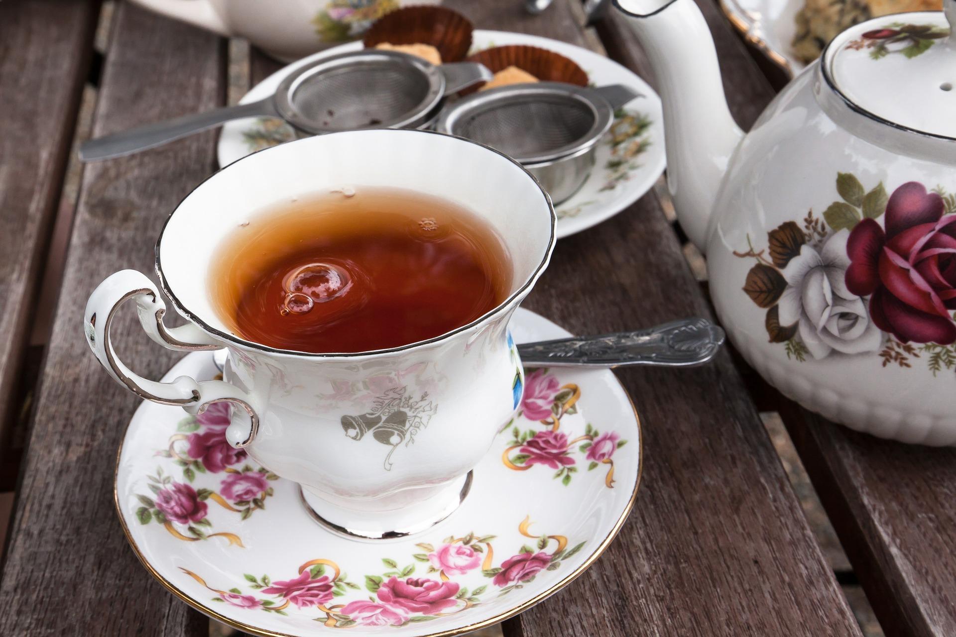 Jane Austen Tea