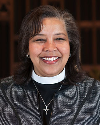 The Rev. Carlye J. Hughes, Diocese of Fort Worth