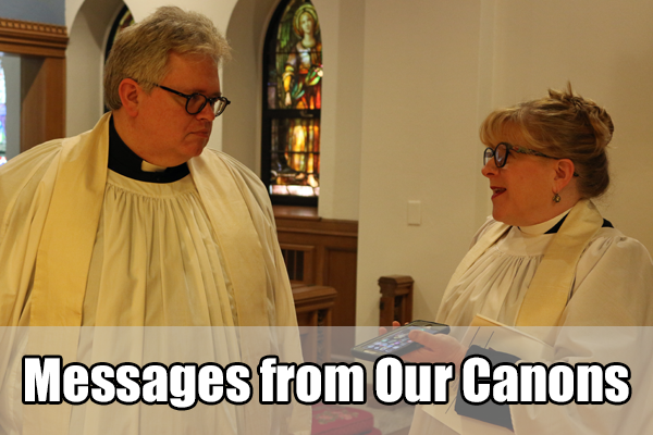 Messages from Our Canons