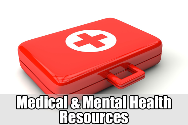 Medical & Mental Health Resources