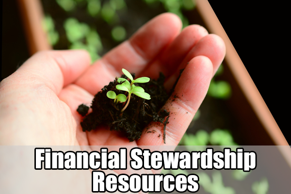 Financial Stewardship Resources