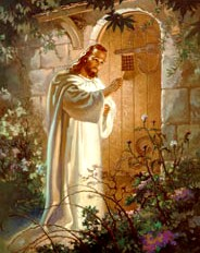 Behold I Stand At The Door And Knock Meditation For